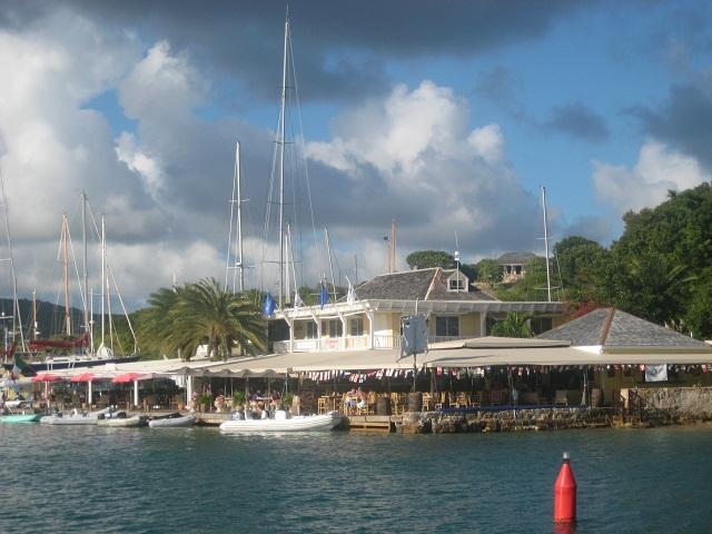Antigua_English Harbour Nelson´s Dockyard