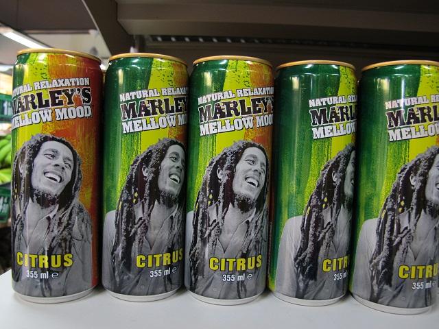 Bob Marley is still alive
