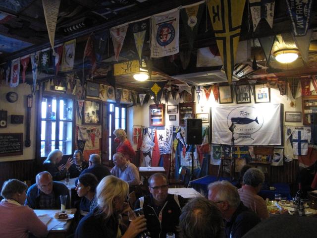 Peter Cafe Sport auf den Azoren - eine Institution seit 100 Jahren