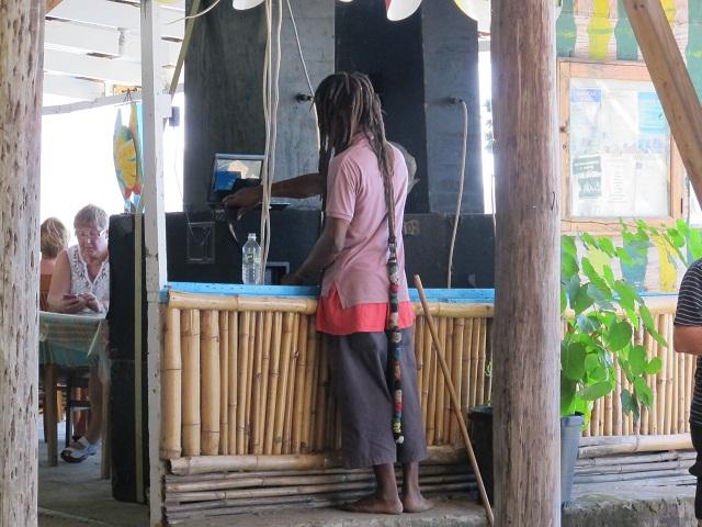 karibische Bar