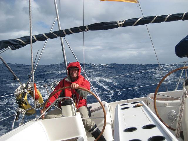 weiterhin Rauschefahrt auf der Atlantiküberquerung