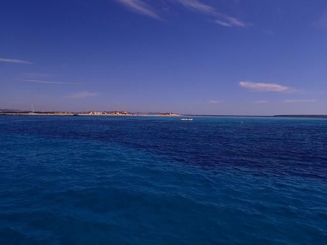 Inselwelt bei Ibiza