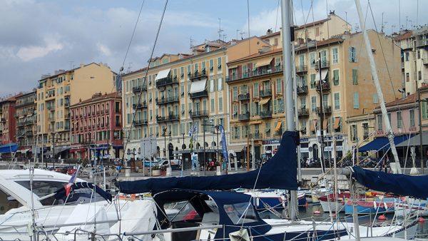 Im Hafen von Nizza