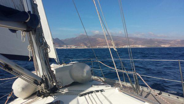 Ansteuerung von Fuerteventura - perfekte Bedingungen