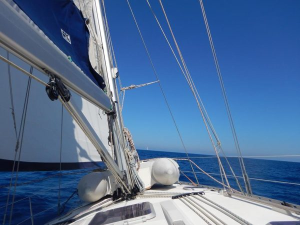Sardinien bietet wie so oft beste Segelbedingungen