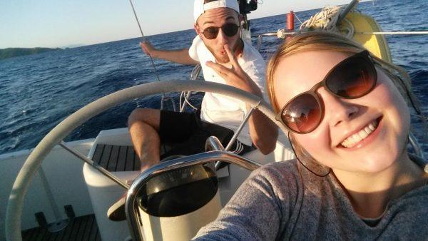 Spaß an Bord