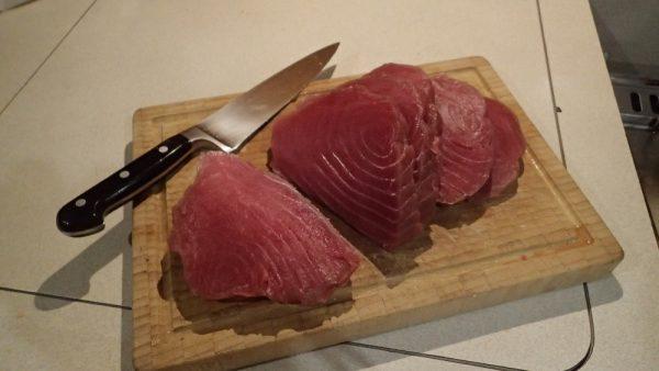 Thunfisch satt