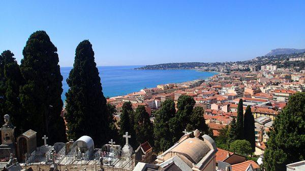 Die französische Riviera