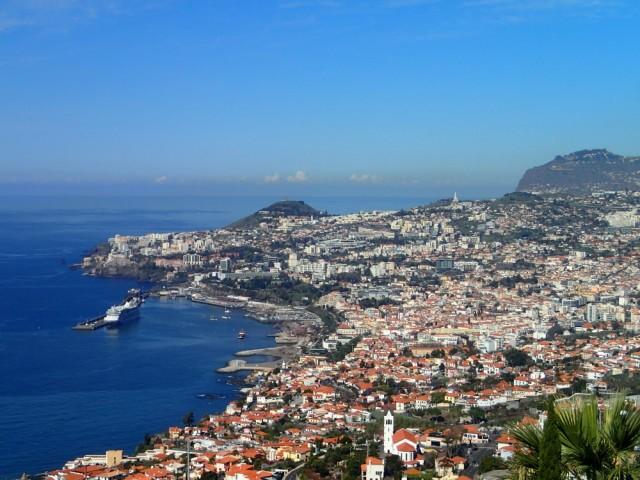 Funchal – Madeiras Hauptstadt