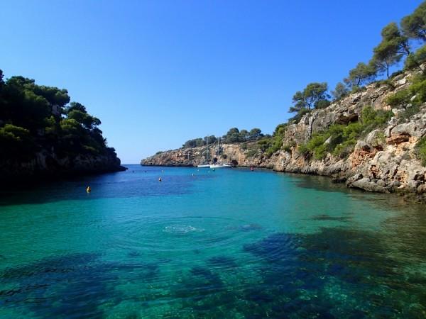 Immer wieder schön, die Cala Pi auf Mallorca