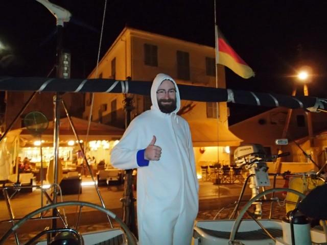 Eisbär in Gaios!!