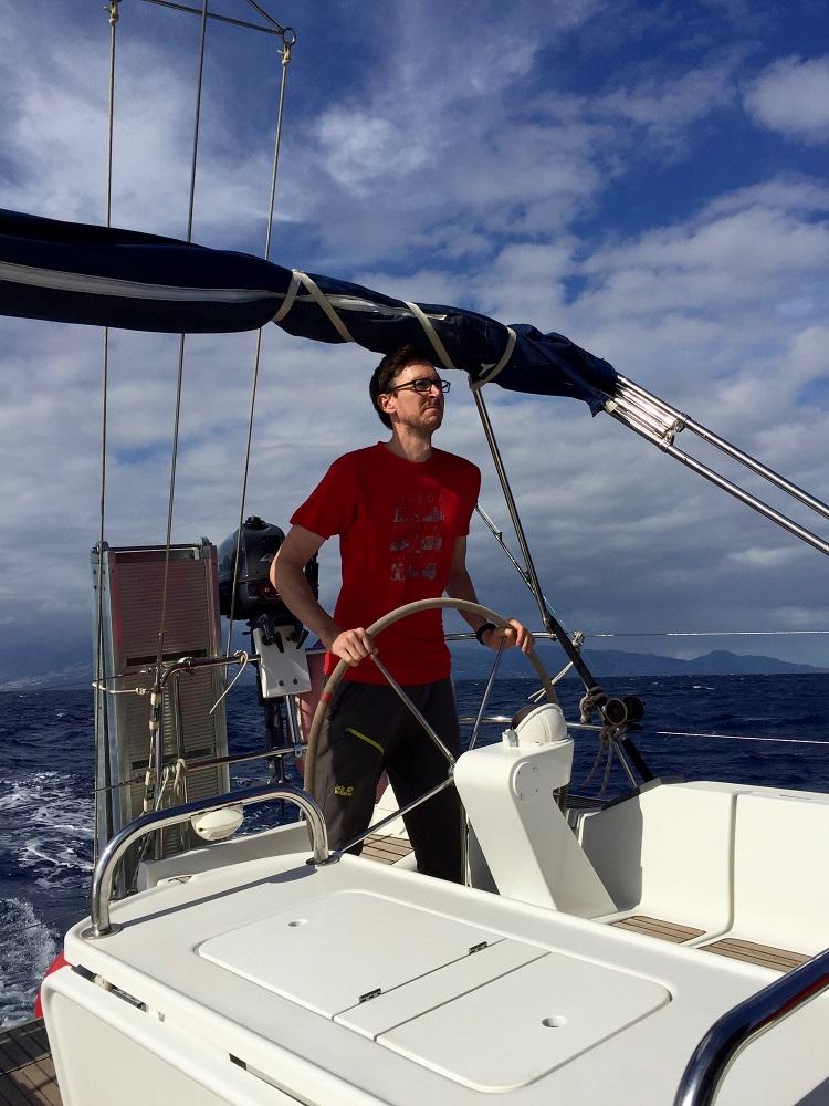Die InsPIRATion startet bei bestem Wetter zur letzten Etappe Richtung Kanaren – die dreitägige Überfahrt von Madeira nach Lanzarote