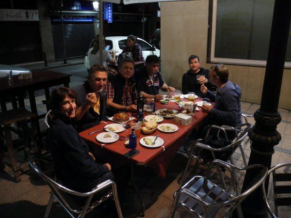 Neuentdeckung, tolle Tapas Bar in Ceuta