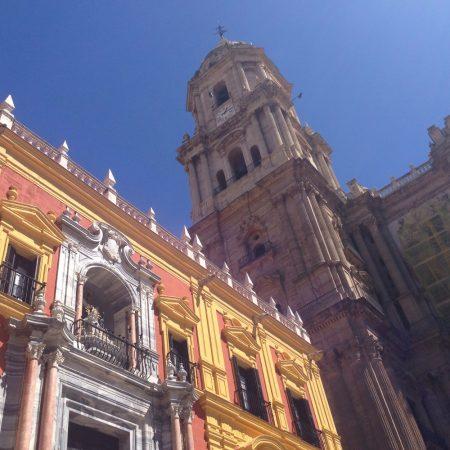 Ein herrlicher Nachmittag in Malaga (InsPIRATion)