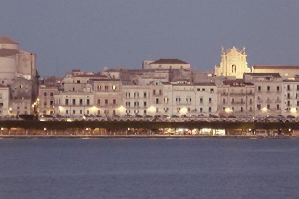 In der Bucht vor Syrakus (Habib Sanna)