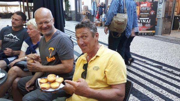 Pastel de Nata, Portugals typische Leckerei