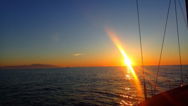 Bonjour Soleil, bonjour Corse!