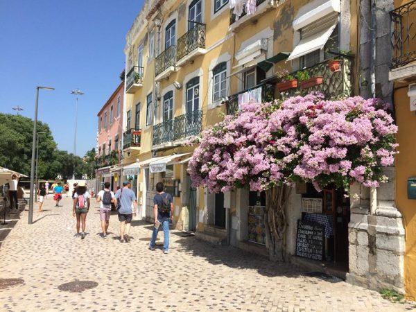 Wir machen uns auf nach Belem, dem berühmten Stadtteil von Lissabon