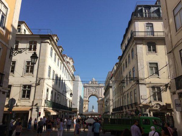 Stadtbesichtigung in Lissabon mit seiner tollen Altstadt
