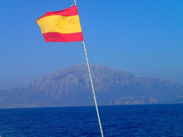 von Cadiz nach Ceuta - ein Wechsel zwischen den Kontinenten