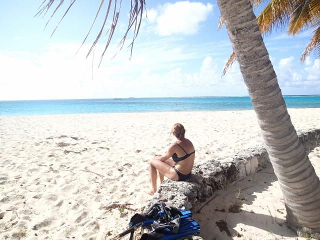 Abschied aus der Karibik