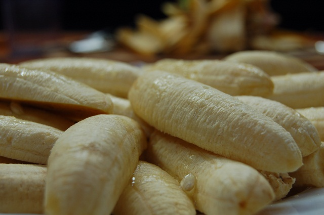 Bananen in der Karibik