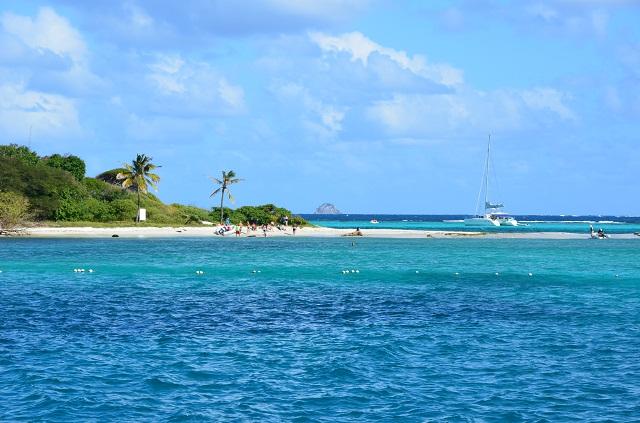 Tobago Cays_wundervolles Wasser