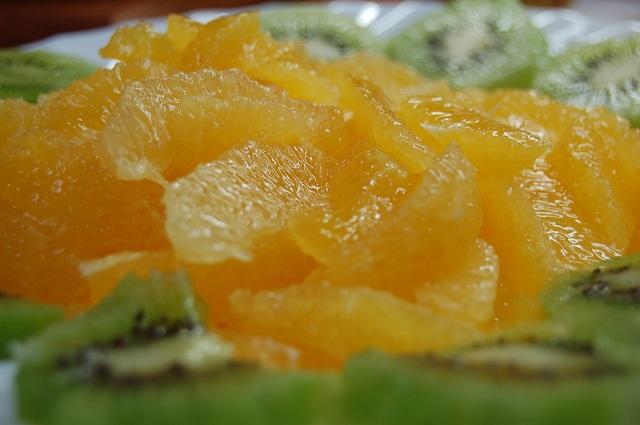 leckere karibische Orangen