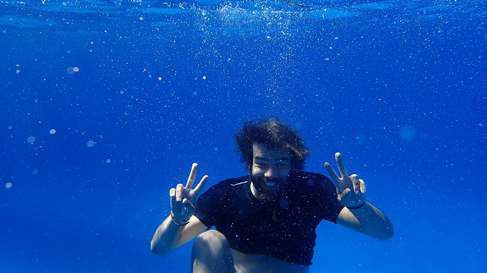 Neptun lässt grüßen