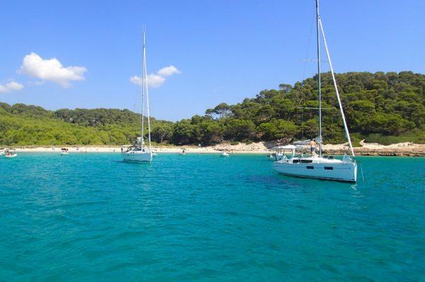 Menorcas wundervolle Buchten