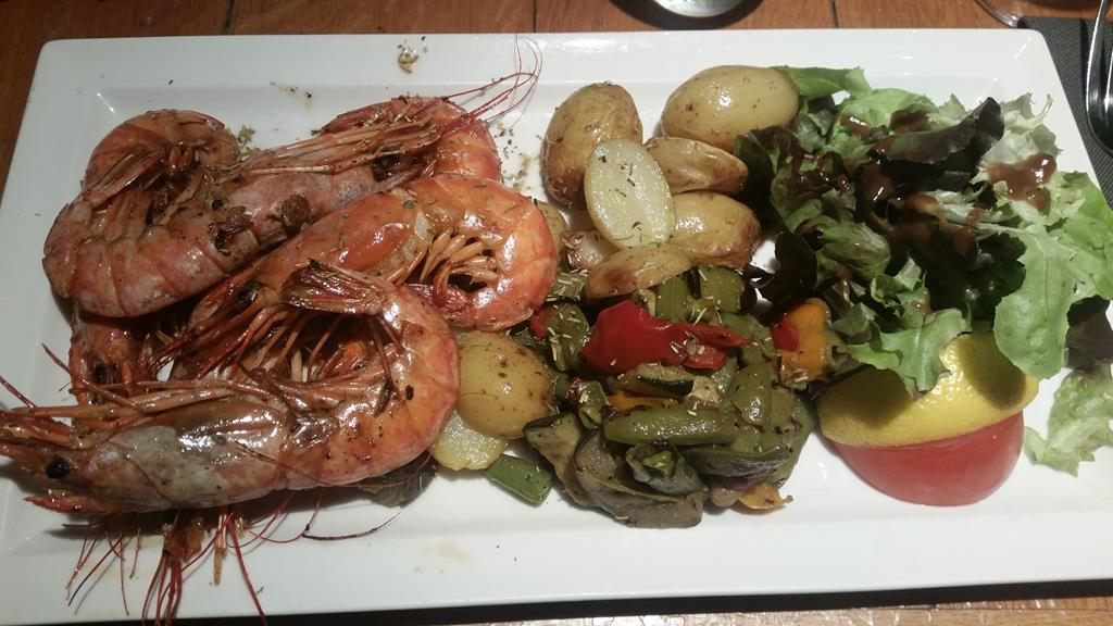 Die französische Küche in Porto Vecchio lässt keine Wünsche offen