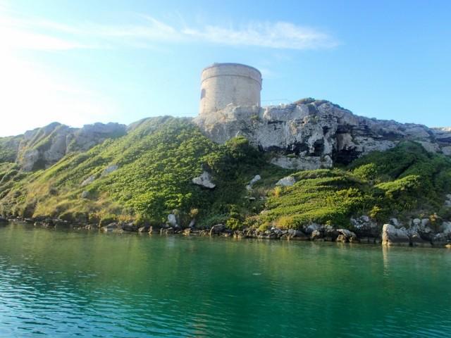 Küste Menorcas
