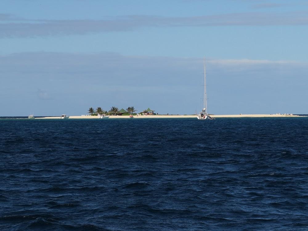 Sandy Island – Karibik pur