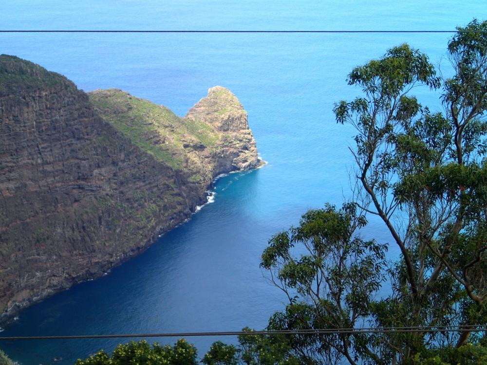 Die rauhe Seite Madeiras