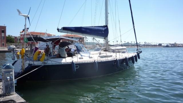 Im Hafen von Olbia