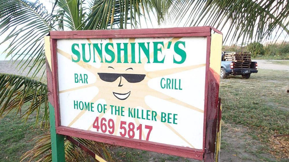 ….in der es die berühmt, berüchtigten Killer Bees gibt (Cocktails)