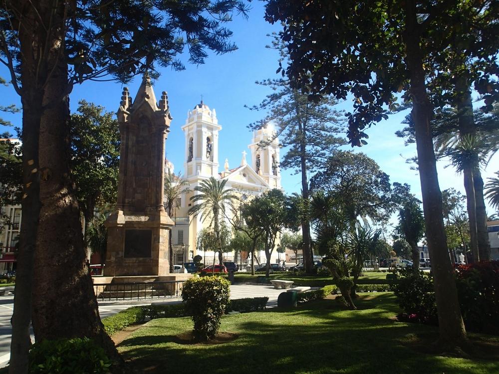 Ceuta, die spanische Enklave bei Marokko