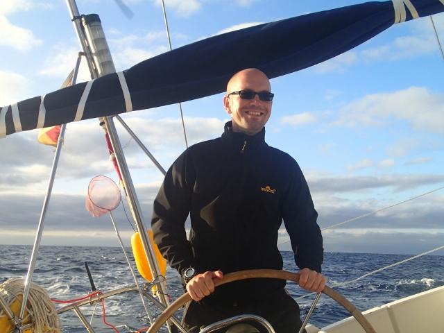 Amwindkurs nach Lanzarote