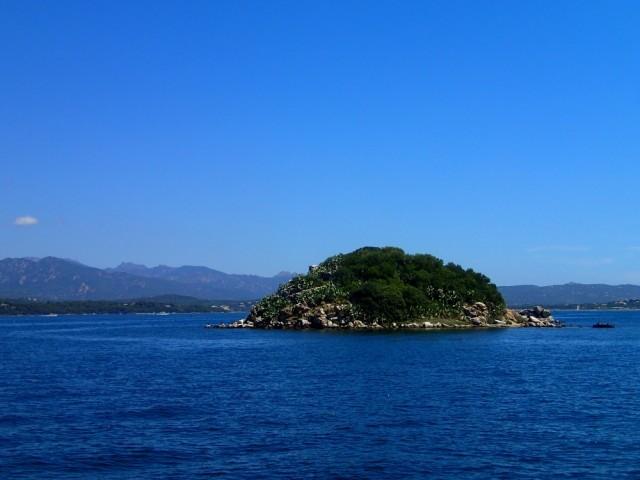 Insellandschaft bei Elba