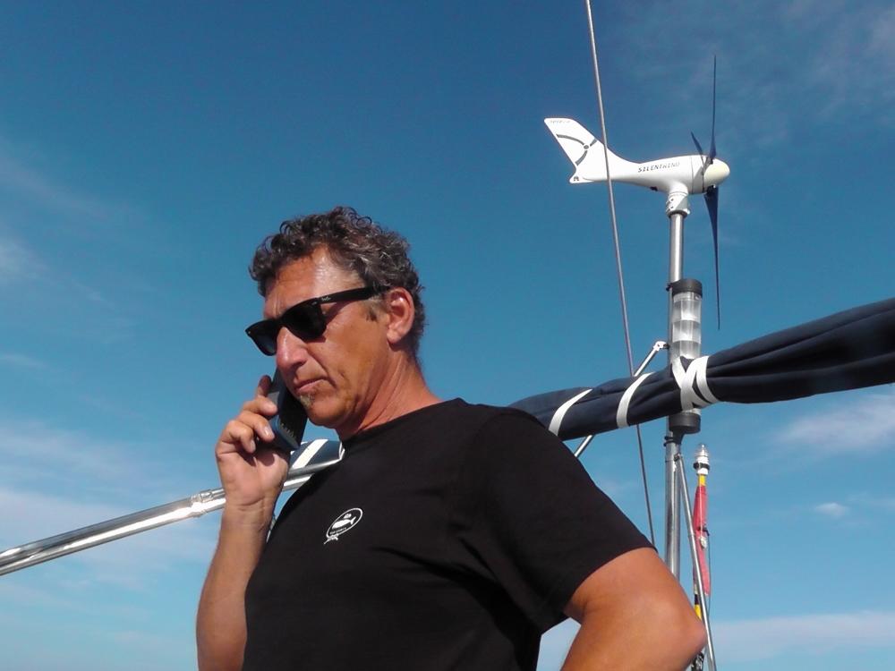 Abfrage der neuesten Wetterdaten auf dem Atlantik