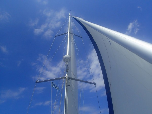 What a day to go sailing