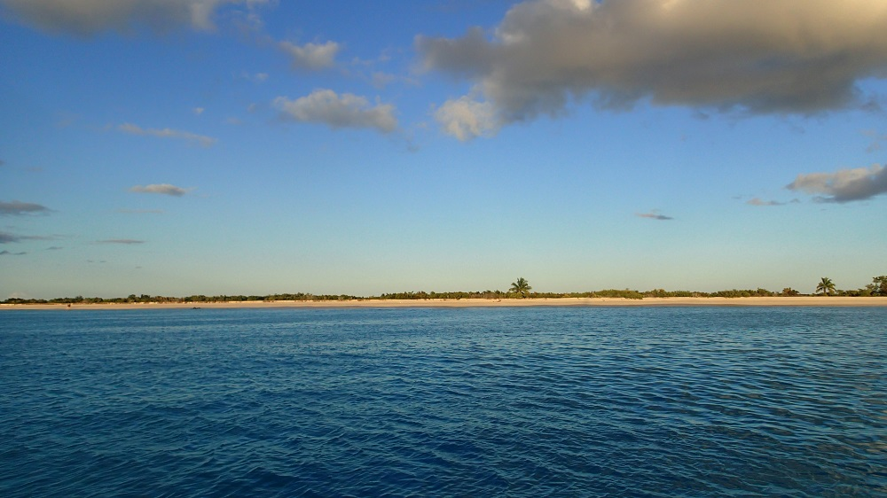 Endlose Strände auf Barbuda