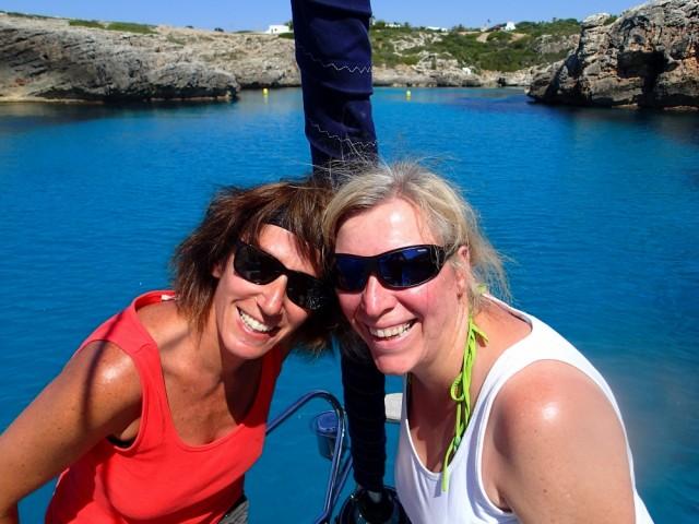 Anke und Karin_ohne Worte