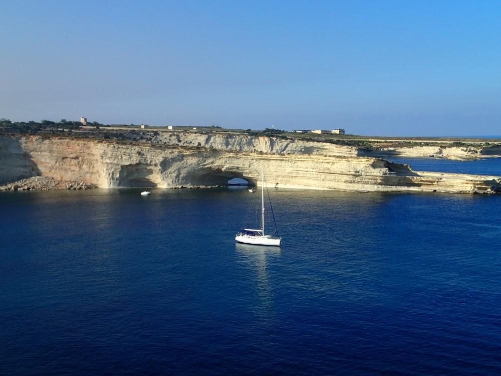 Tolle Buchten an Maltas Südostküste