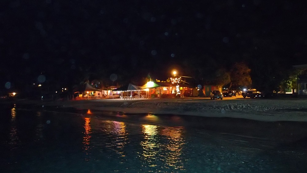 Auf geht's zu Dad's, Live Musik in Sandy Ground, Anguilla