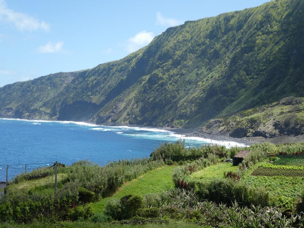Die Azoren, grüne Inseln im blauen Ozean