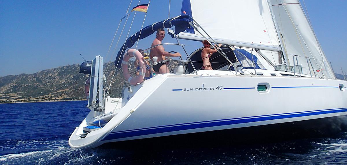 kulinarische segeltörns für Mitsegler im Mittelmeer