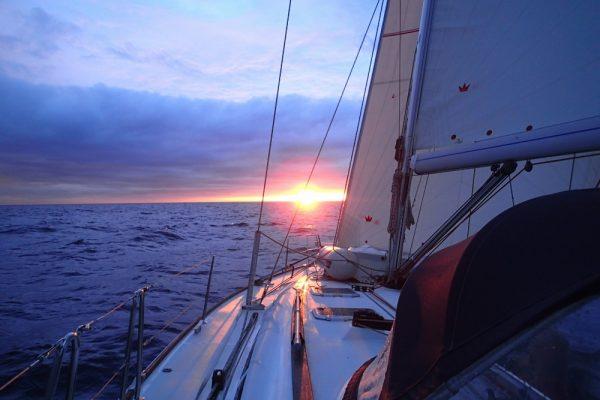 Wir segeln von Andalusien nach Ibiza