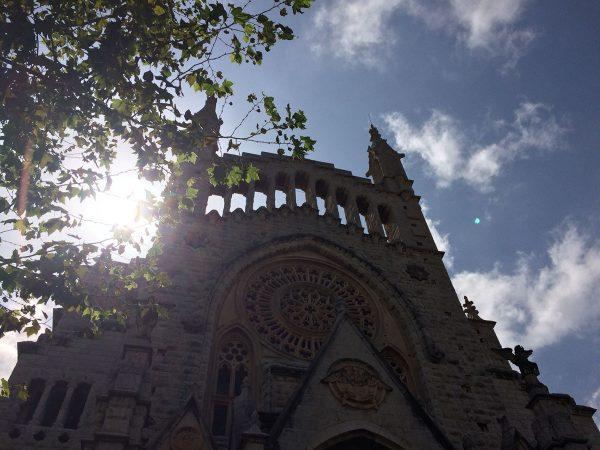 Die Kathedrale von Soller