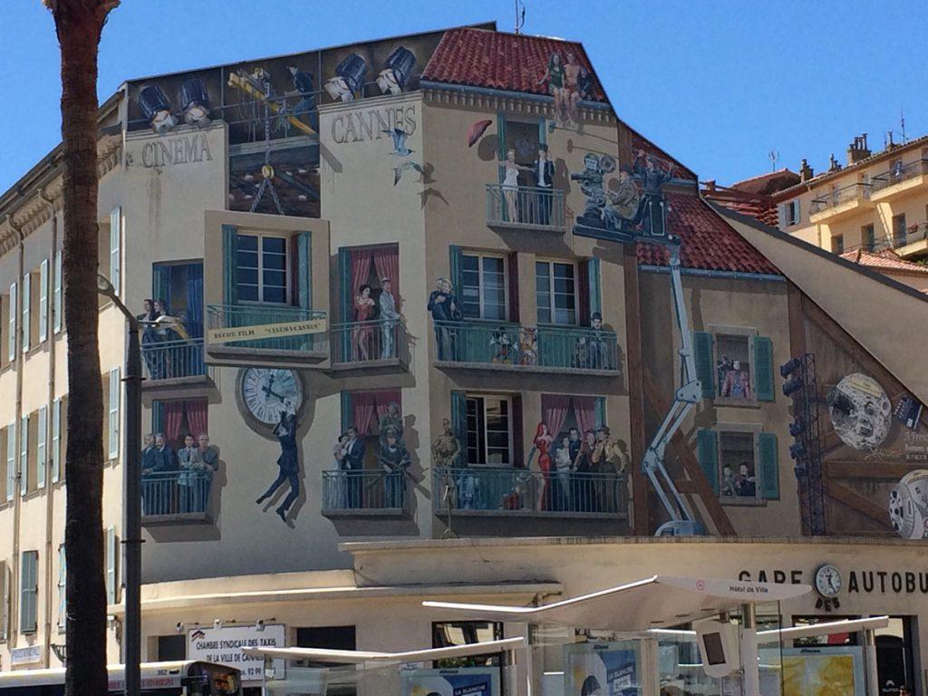 Die Filmstadt Cannes